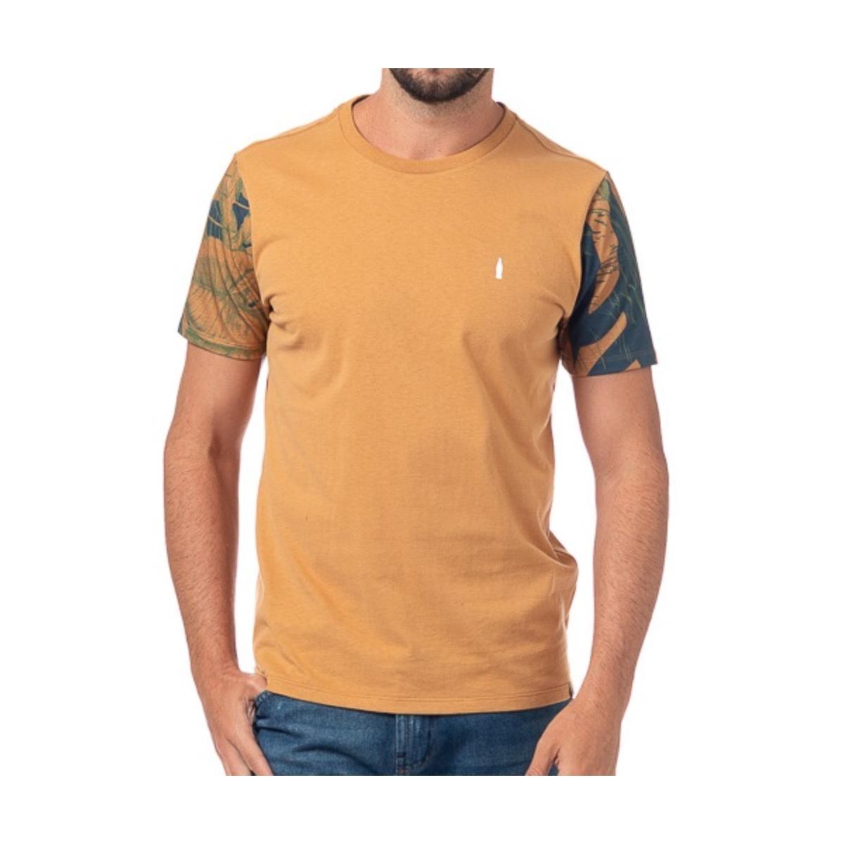 Camiseta Masculina Coca-cola Clothing 353207304 Vb267 Marrom