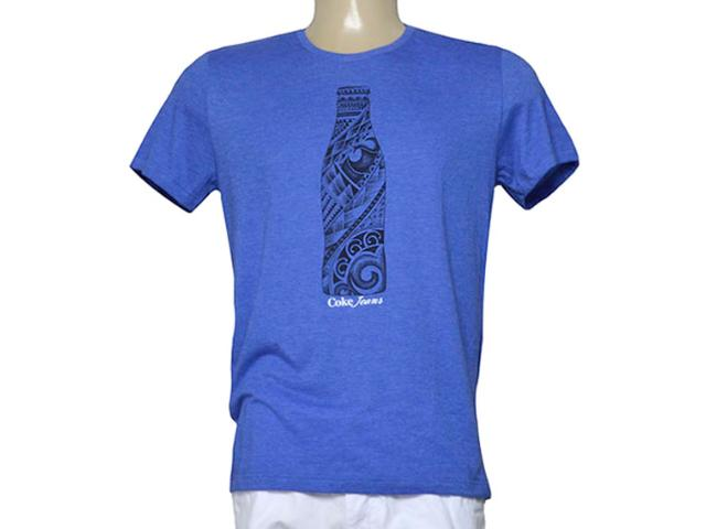 Camiseta Masculina Coca-cola Clothing 353205308 Royal
