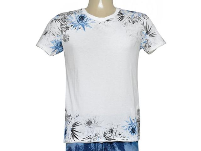 Camiseta Masculina Coca-cola Clothing 353205192 Off White