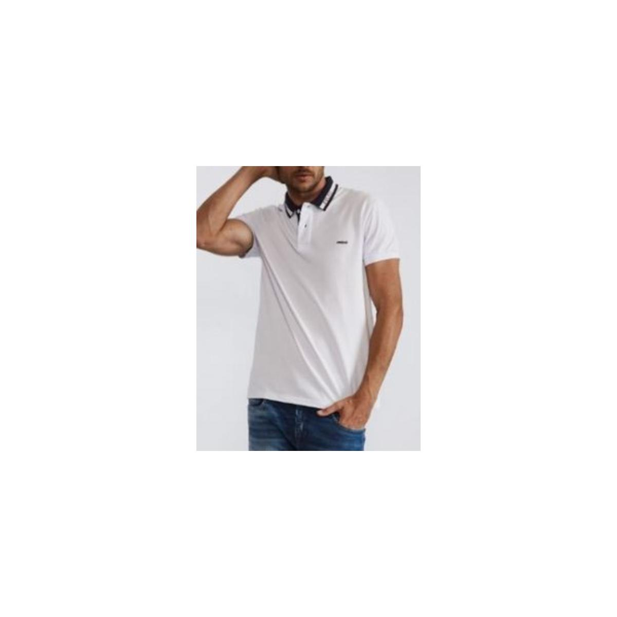 Camiseta Masculina Colcci 250102562 001 Branco