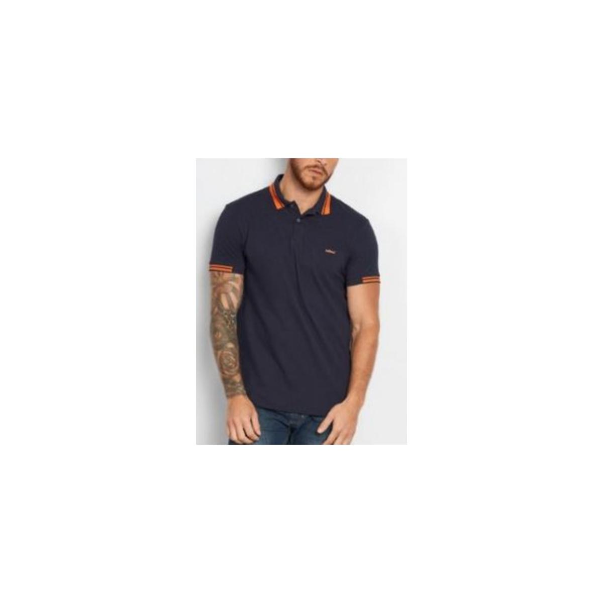 Camiseta Masculina Colcci 250102570 33664  Marinho