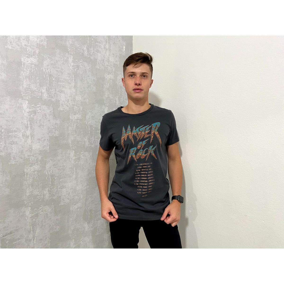 Camiseta Masculina Colcci 350108489 050 Preto