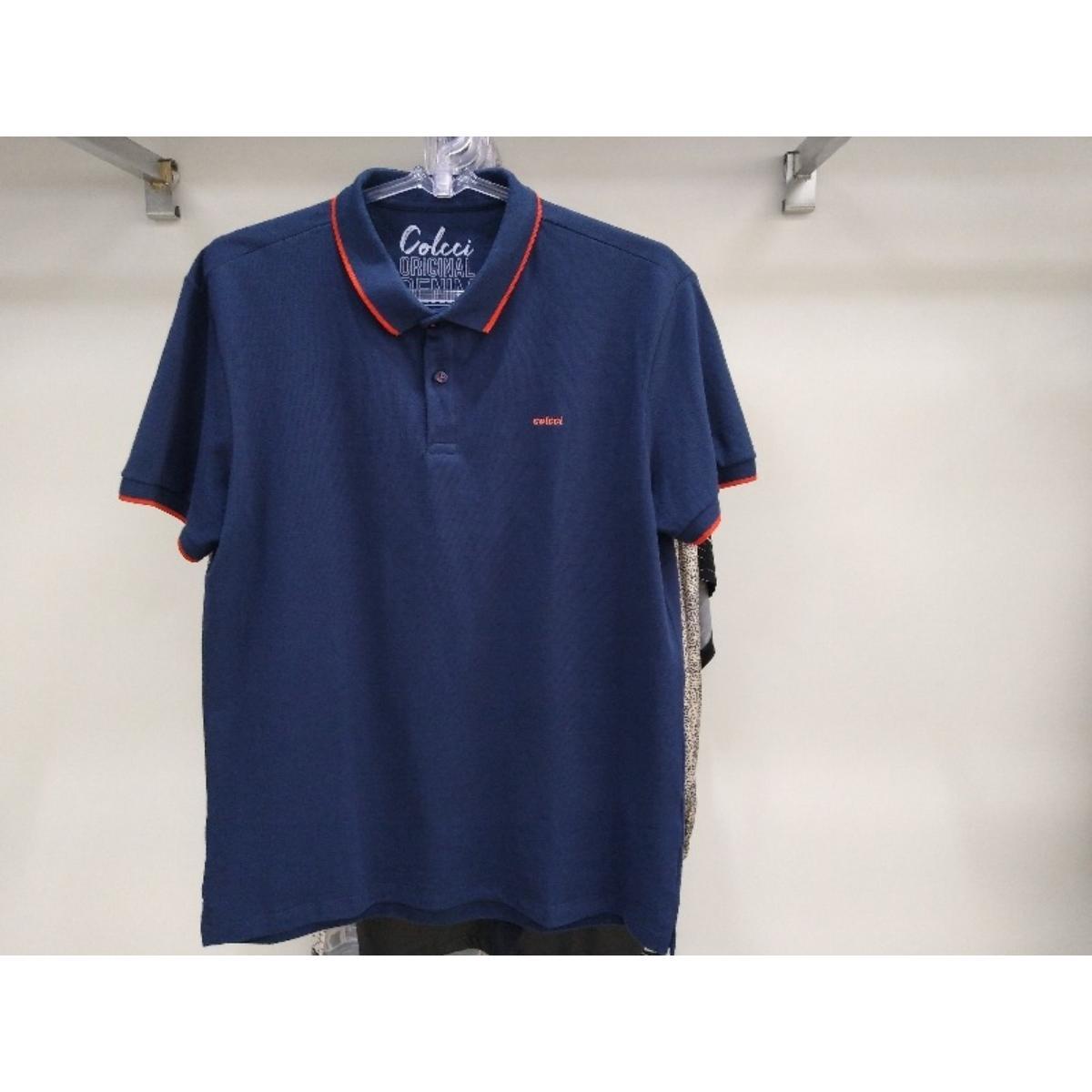 Camiseta Masculina Colcci 250102555 33664 Marinho