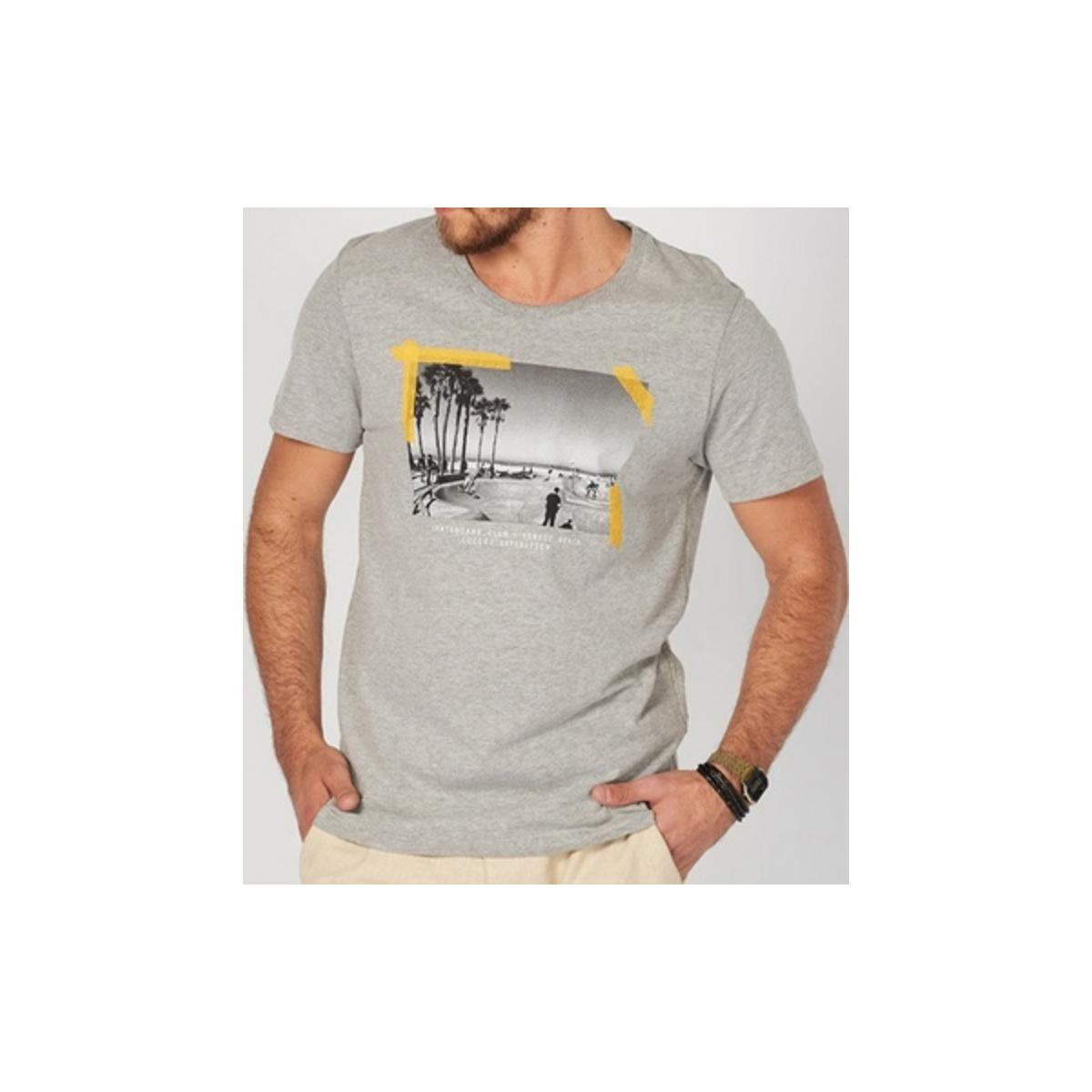 Camiseta Masculina Colcci 350108499 63007 Mescla