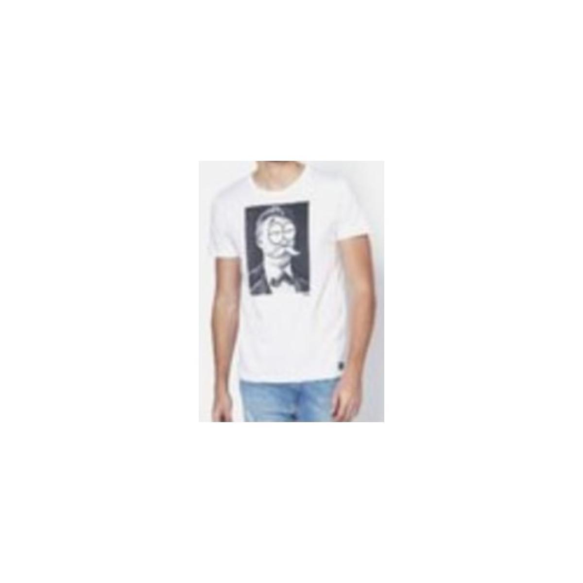 Camiseta Masculina Colcci 350108066 0001 Branco