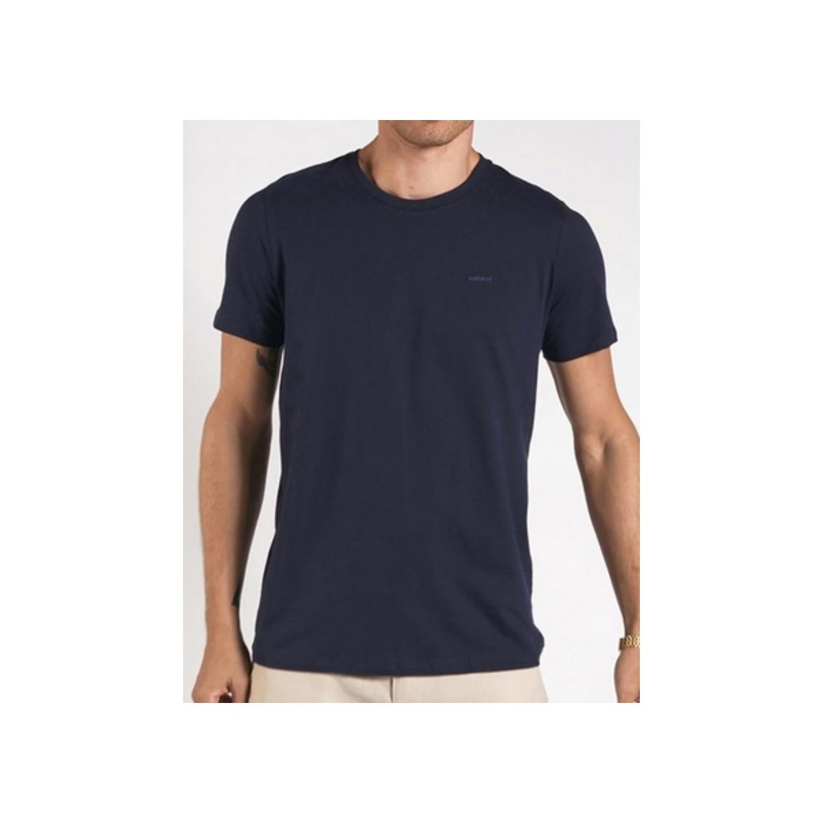 Camiseta Masculina Colcci 350107768 33664 Azul