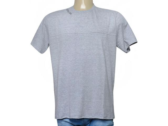 Camiseta Masculina Dopping 015267048 Mescla
