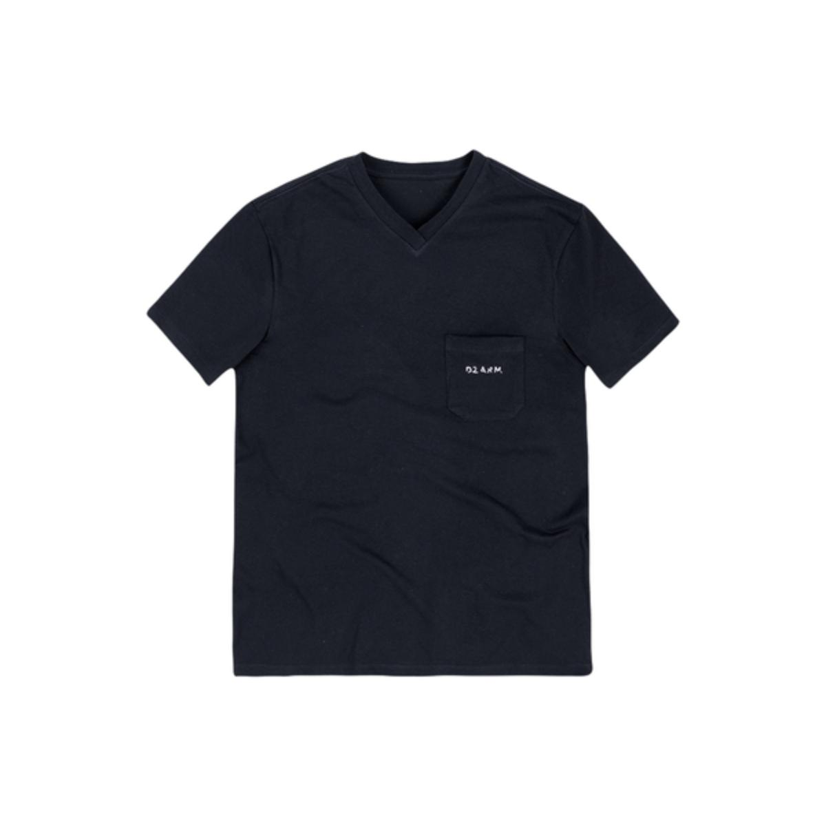 Camiseta Masculina Dzarm 6rmd N10en Preto