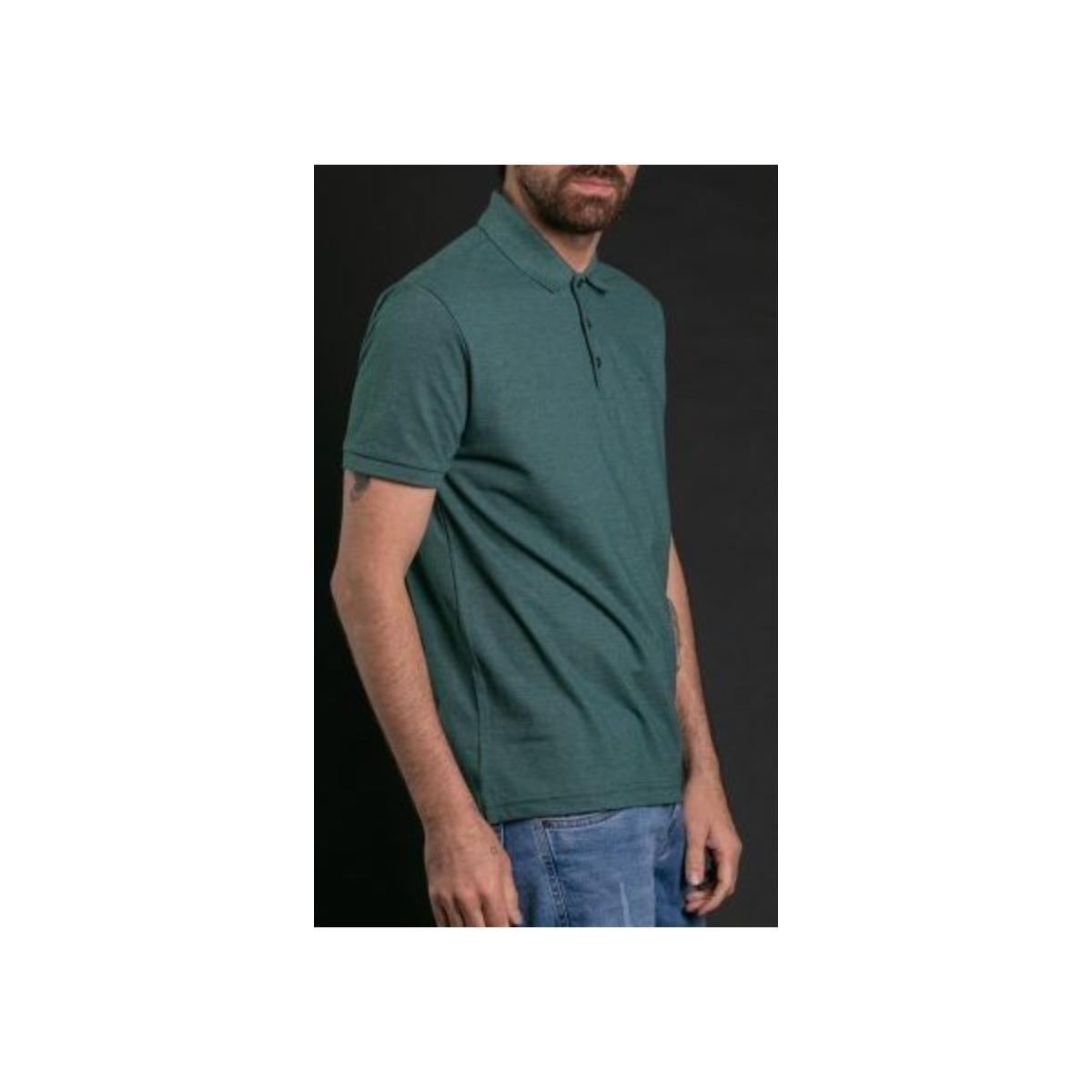 Camiseta Masculina Ellus B671 59 Verde