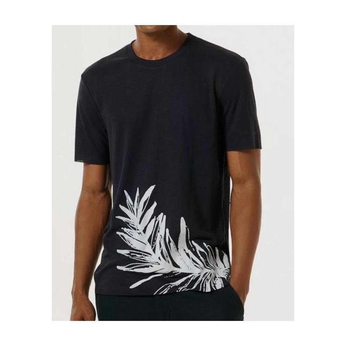 Camiseta Masculina Hering 4f7a Ax7en Azul