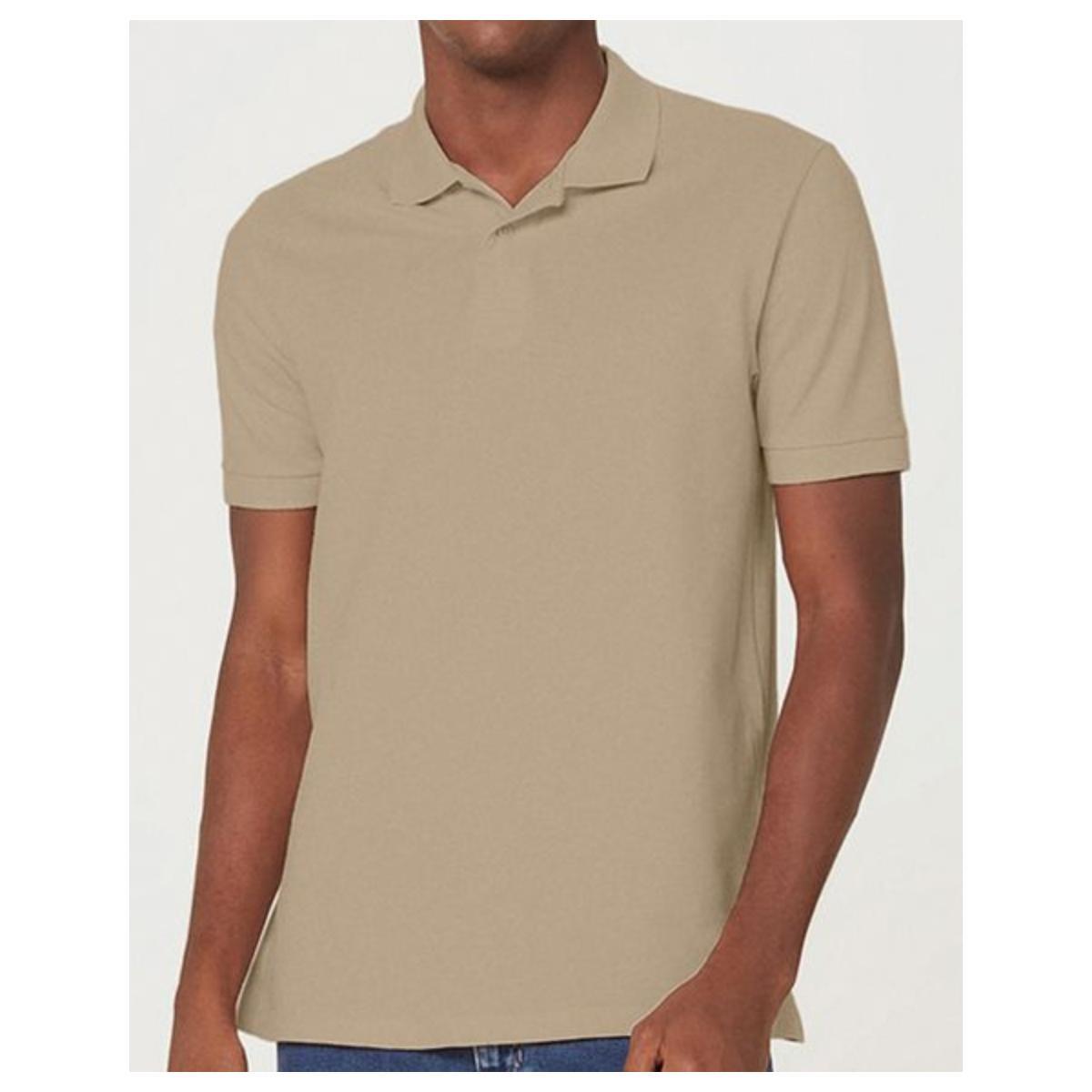 Camiseta Masculina Hering N3a7 Eaien  Marrom
