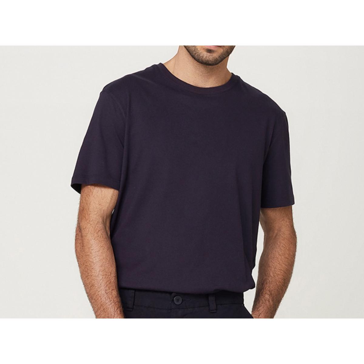 Camiseta Masculina Hering 0227 Ax7en Marinho