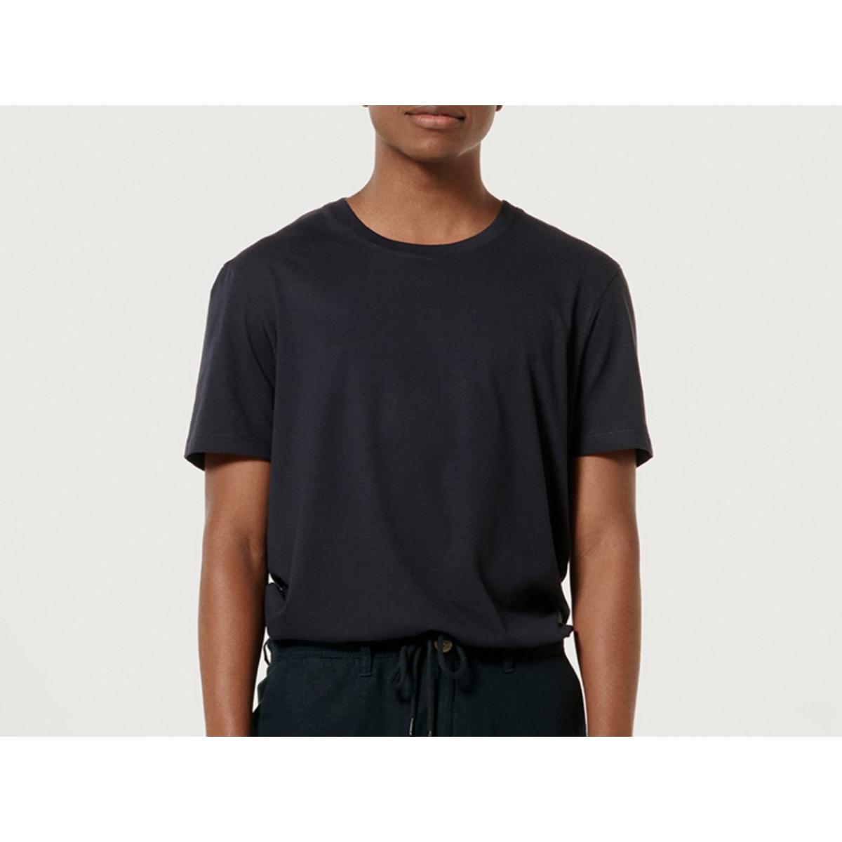 Camiseta Masculina Hering 0201 Ax7en Marinho