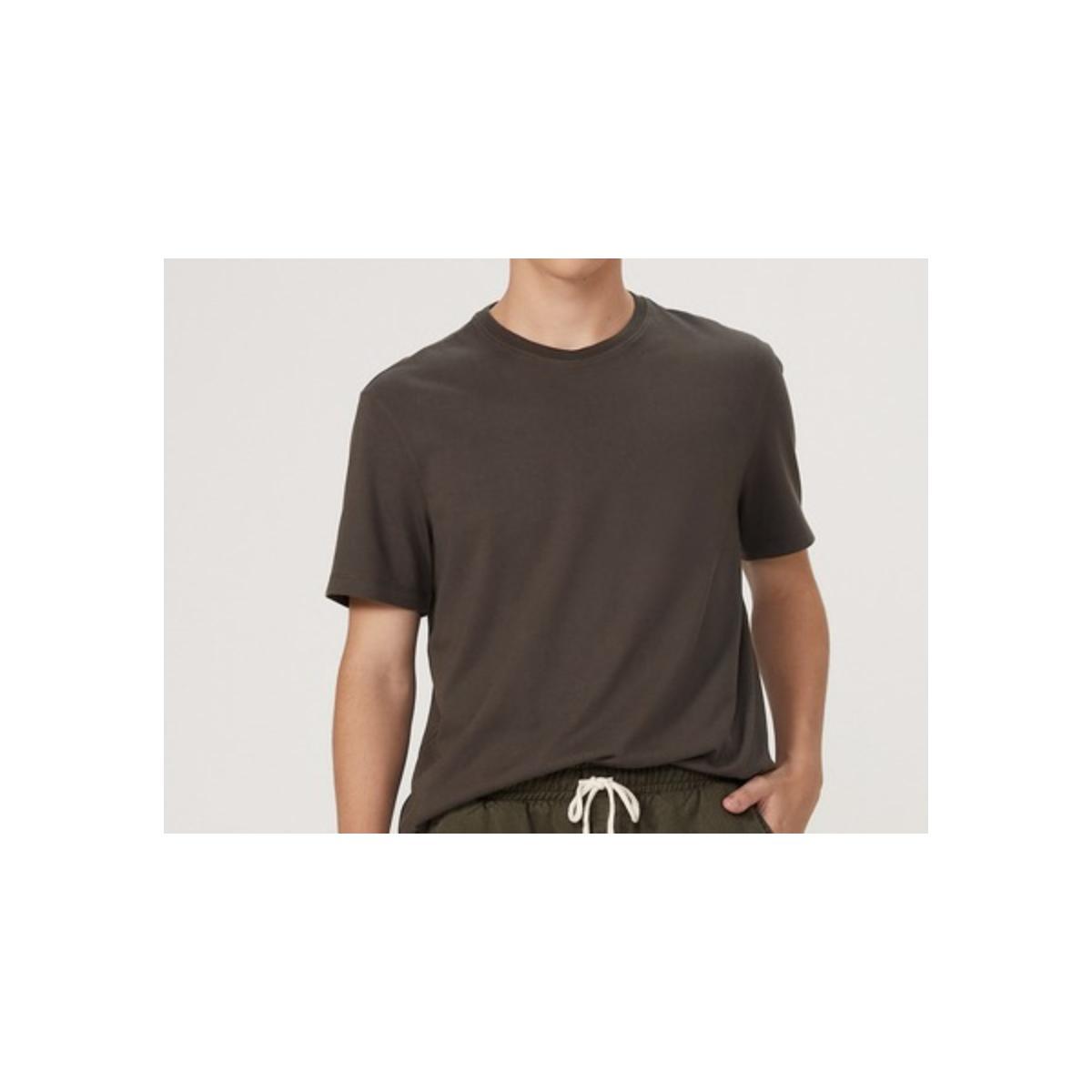 Camiseta Masculina Hering 0201 Naten Verde