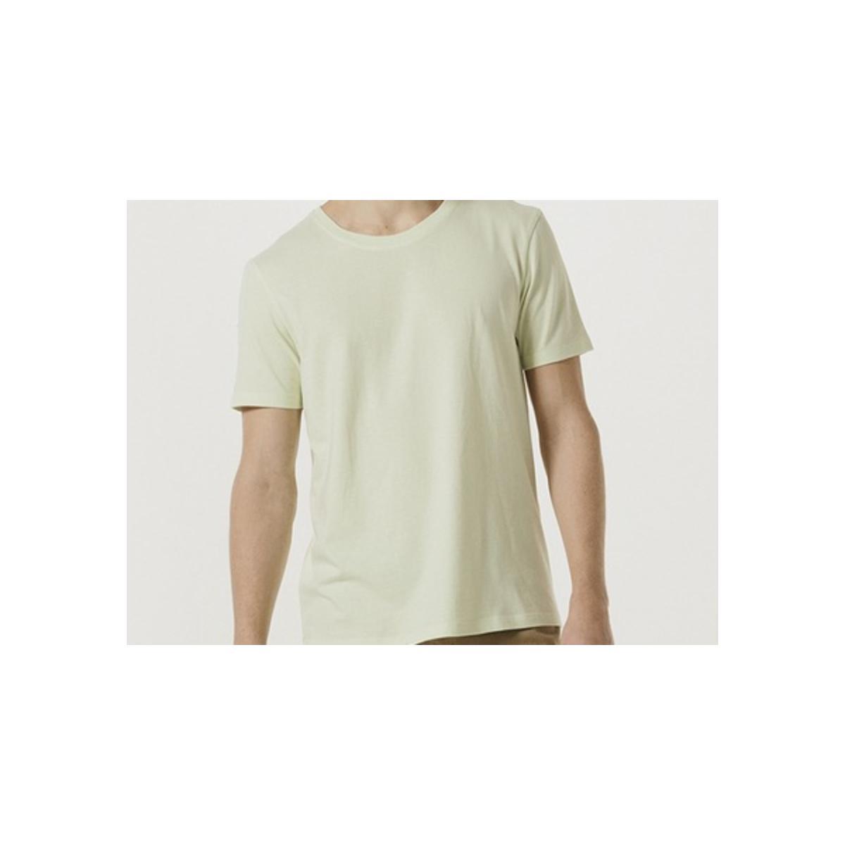 Camiseta Masculina Hering 0201 Wb8en Verde Claro