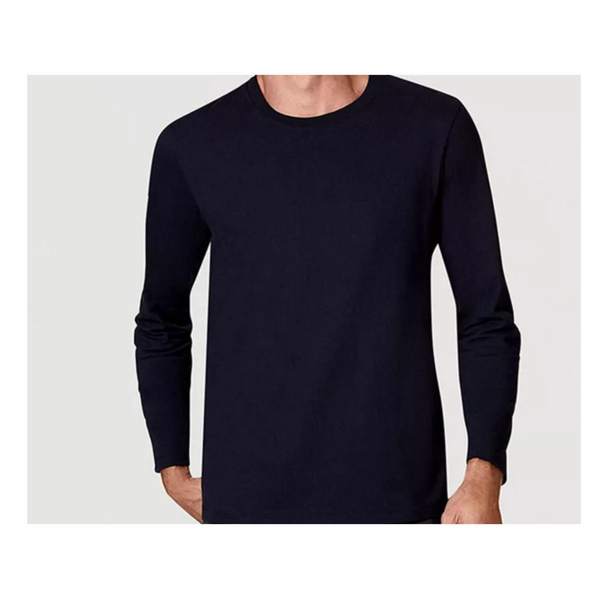 Camiseta Masculina Hering 026x Ax7en Marinho