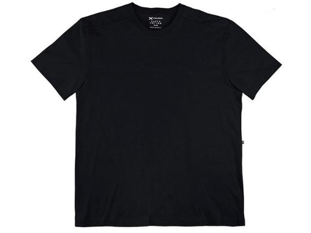 Camiseta Masculina Hering 0227  N1007s Preto