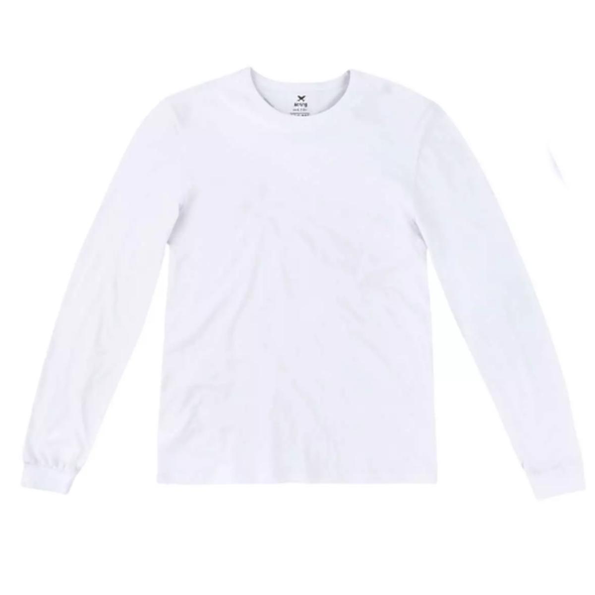 Camiseta Masculina Hering N204 N0a00s Branco