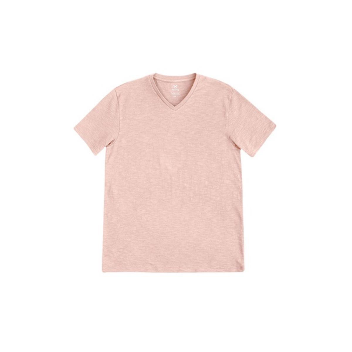 Camiseta Masculina Hering N2k5 Krren Rose