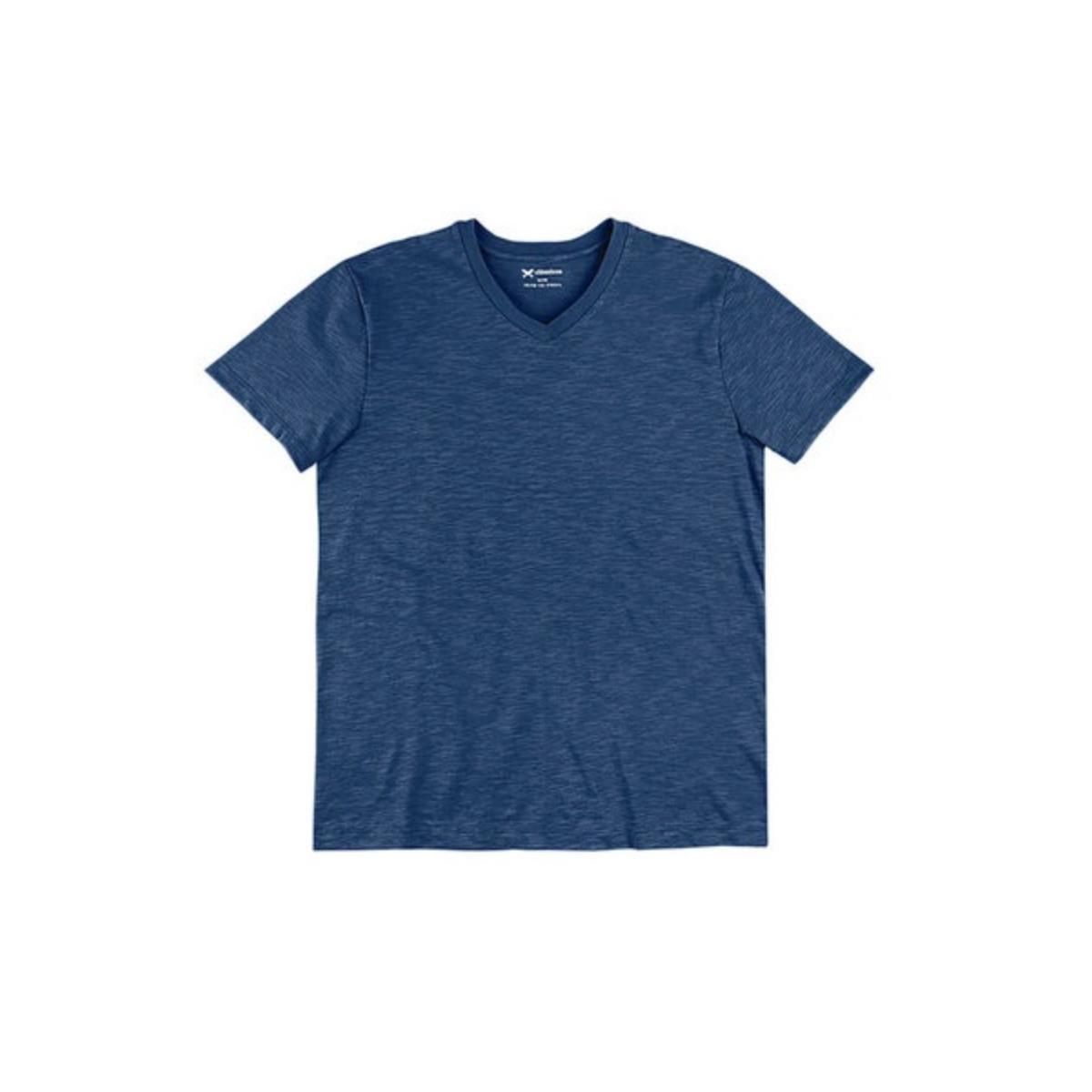 Camiseta Masculina Hering N2k5 A2yen Azul