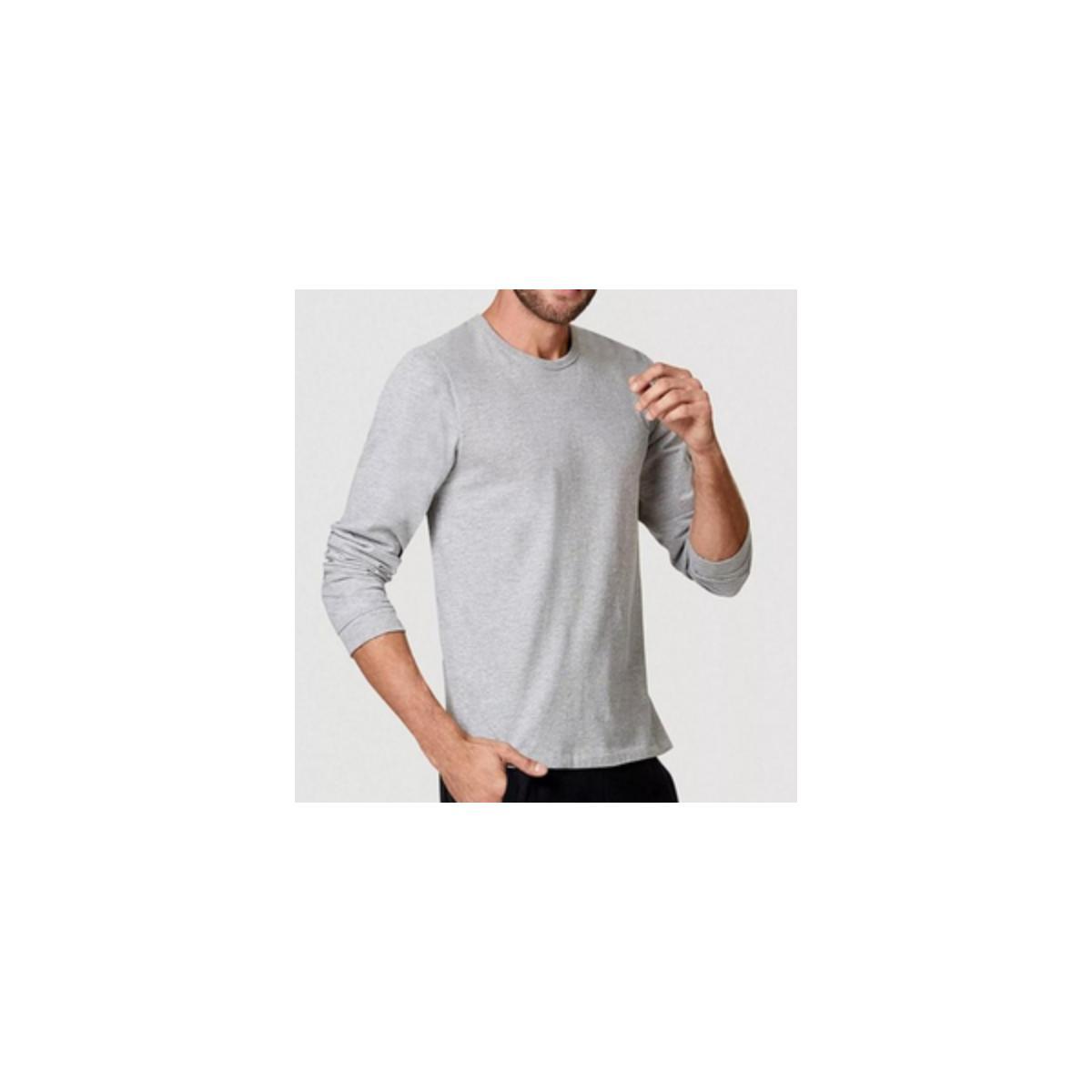 Camiseta Masculina Hering N204 M2h07s Mescla