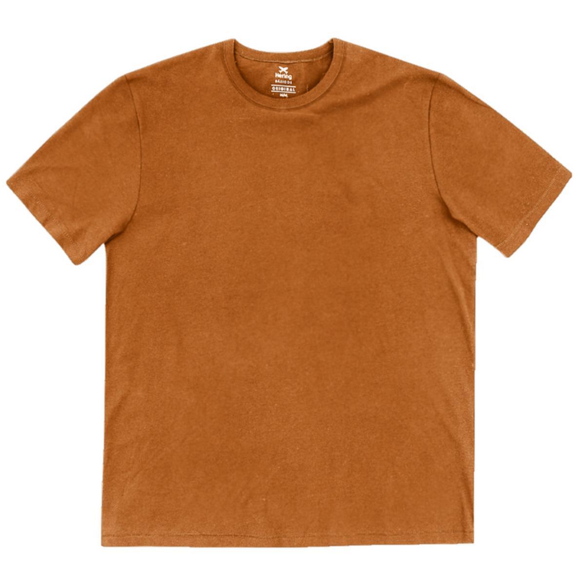 Camiseta Masculina Hering 0299 Yufen Telha
