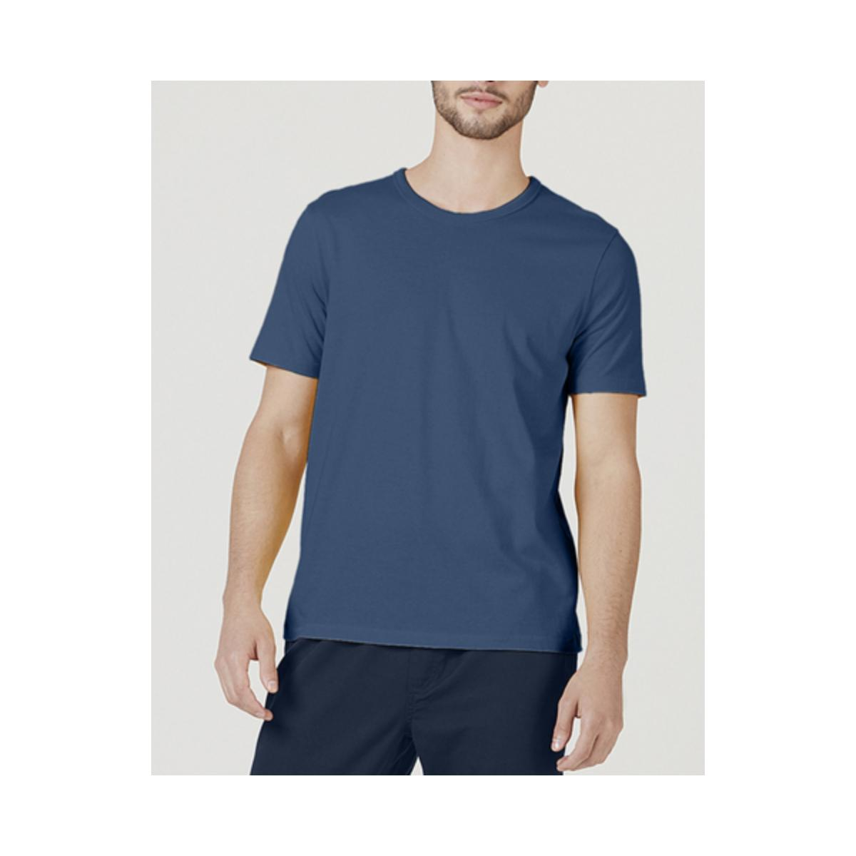 Camiseta Masculina Hering 0299 Az2en Azul