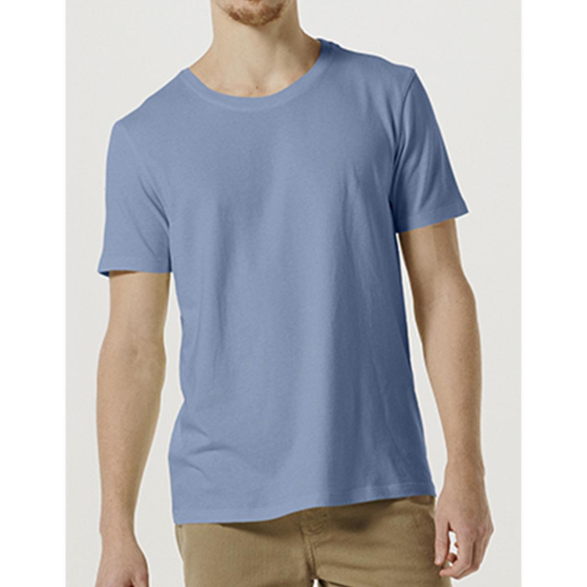 Camiseta Masculina Hering 0201 Az3en Azul