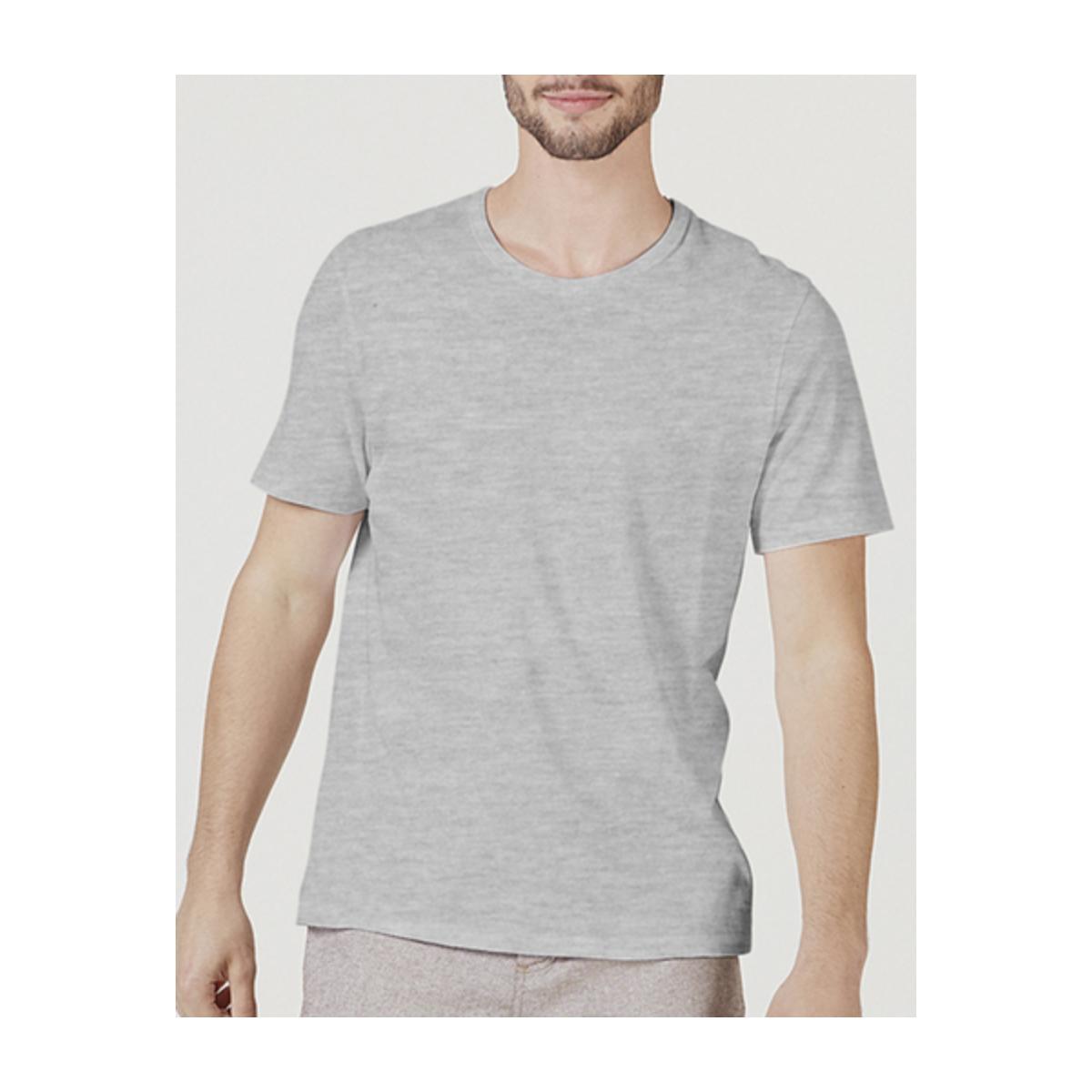 Camiseta Masculina Hering 0299 M2h07s Mescla