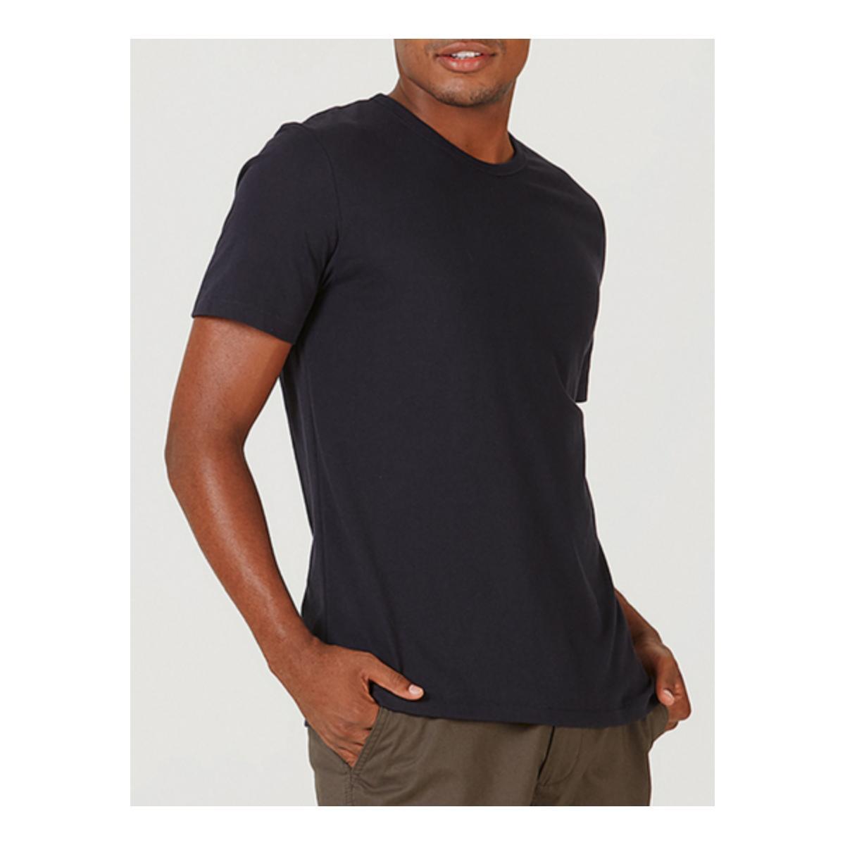 Camiseta Masculina Hering 0299 N1007s Preto