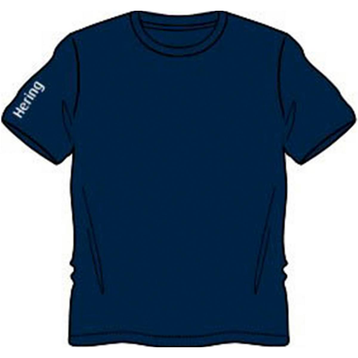 Camiseta Masculina Hering 4ey8 Ax7en Marinho