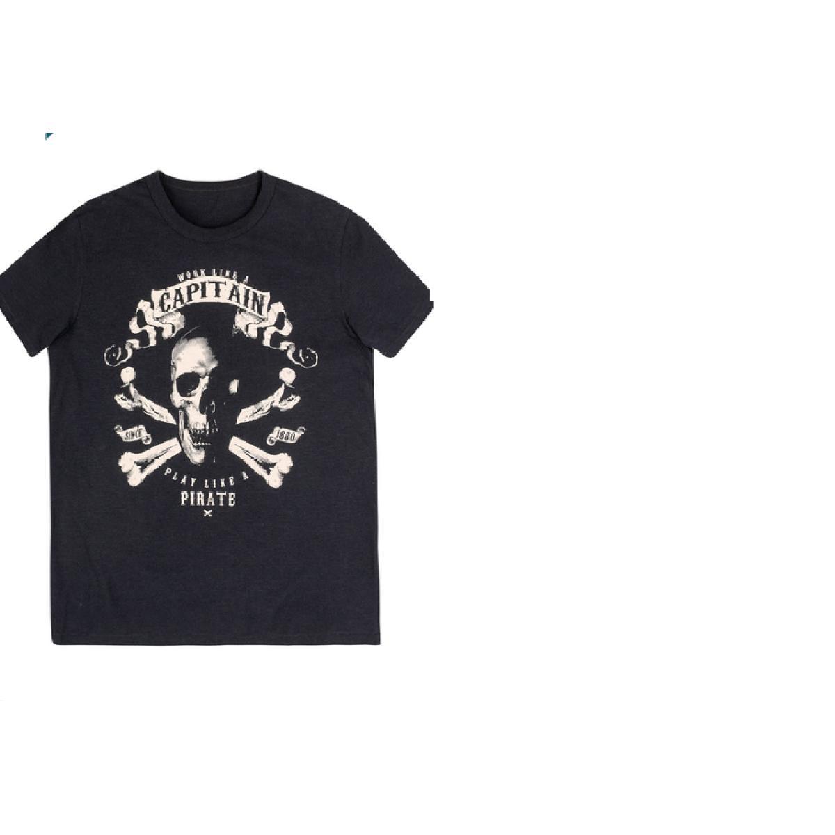 Camiseta Masculina Hering 4ex9 N10en Preto