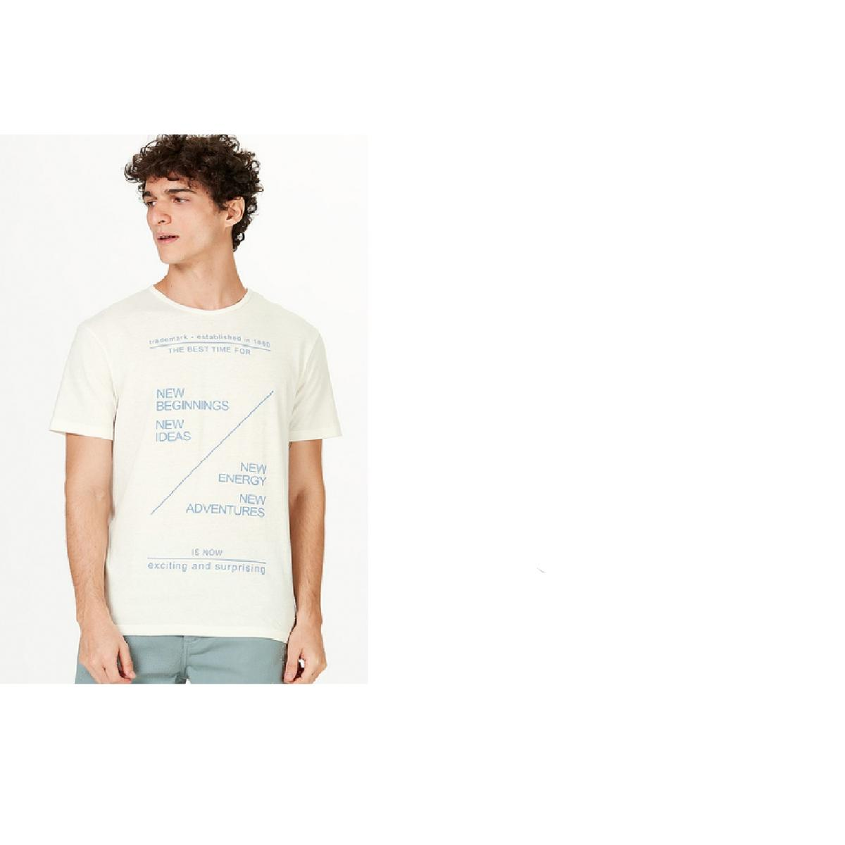 Camiseta Masculina Hering 4emk 1qen Rose