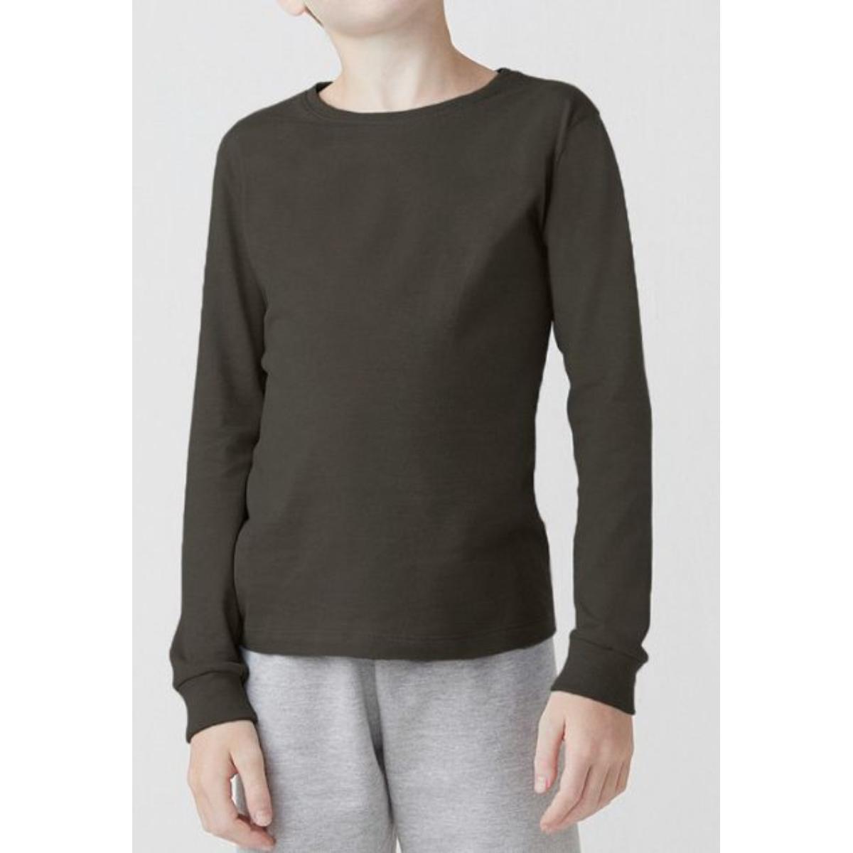 Camiseta Masculina Hering Kids 5cmy Naten Verde