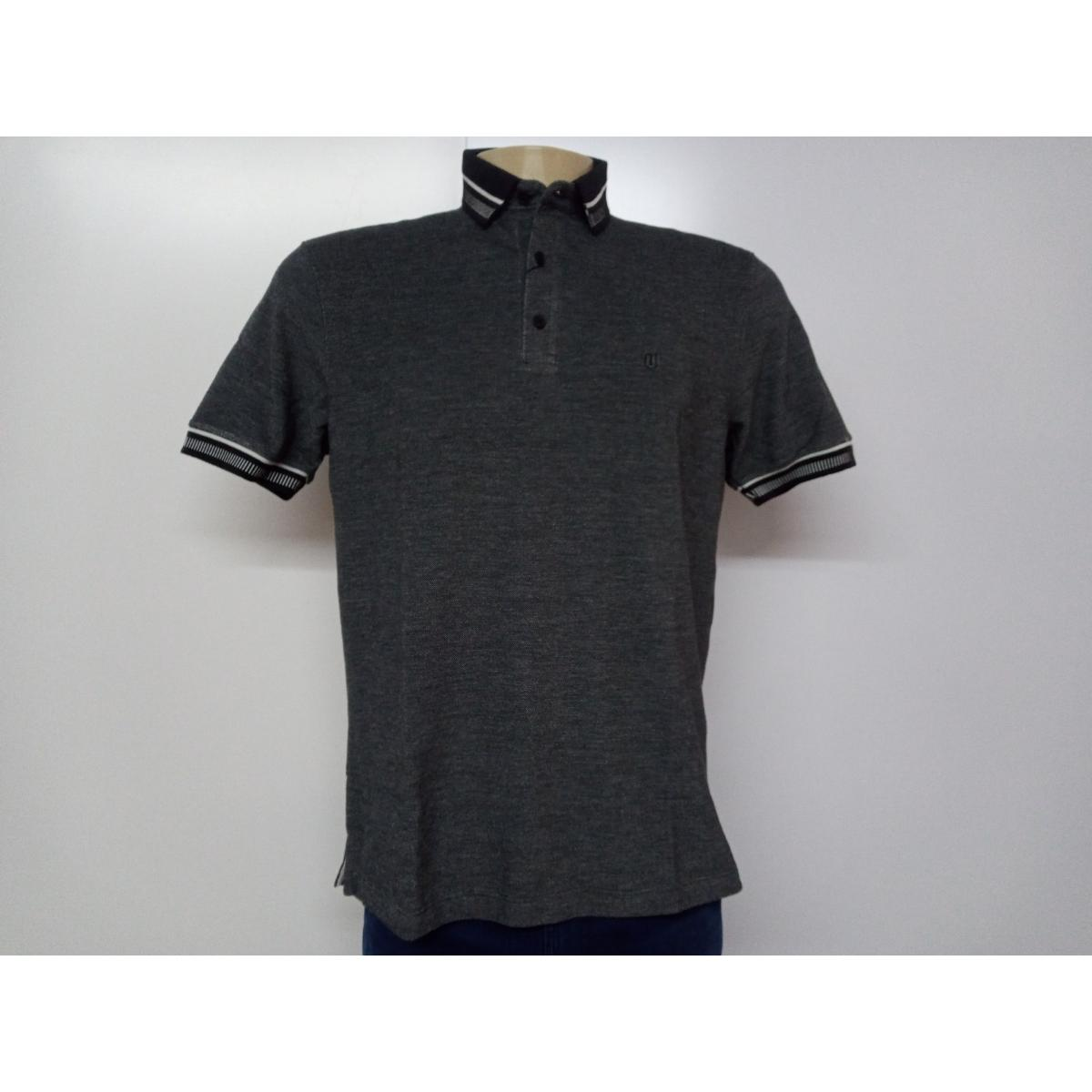 Camiseta Masculina Individual 08.75.0817.09 Preto