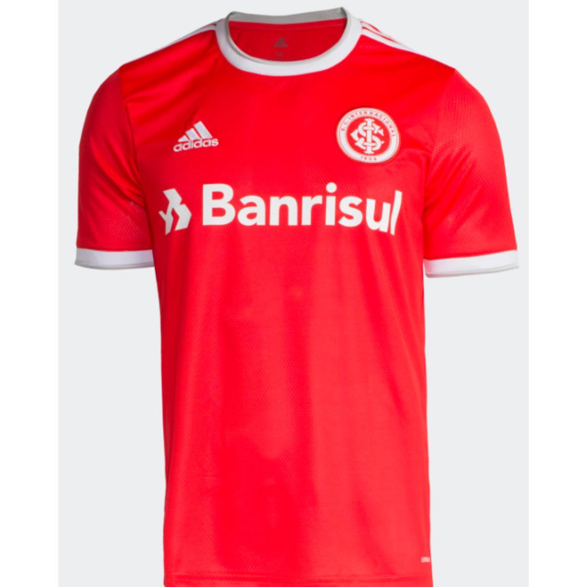 Camiseta Masculina Fu1092 Inter i Vermelho