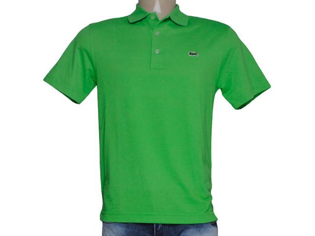 Camiseta Masculina Lacoste L1230 21 Verde