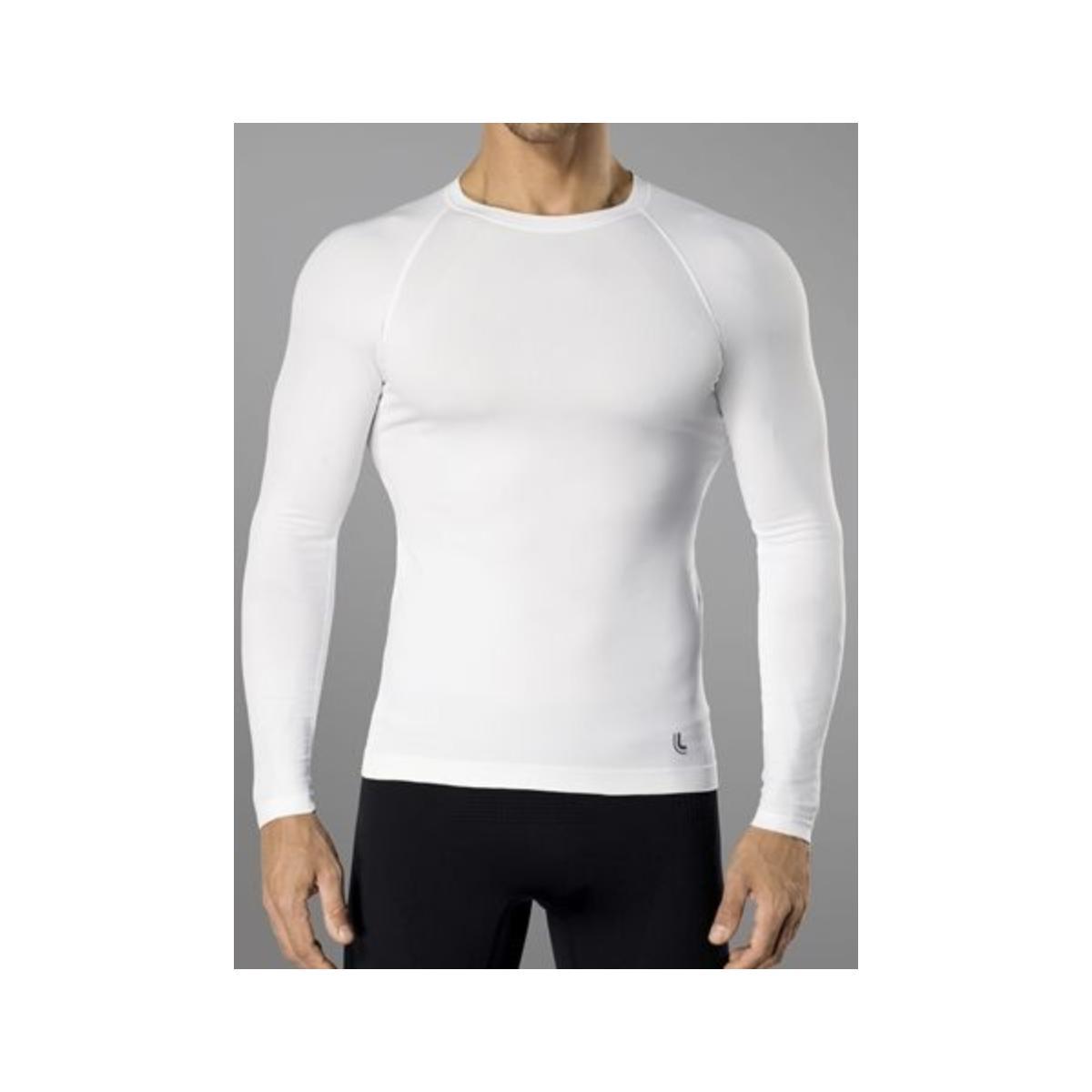 Camiseta Masculina Lupo 70045 001 1110 Branco