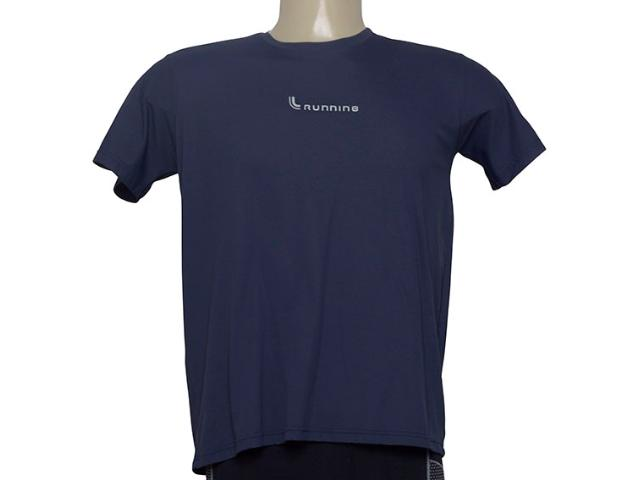 Camiseta Masculina Lupo 77053 001 2800 Marinho