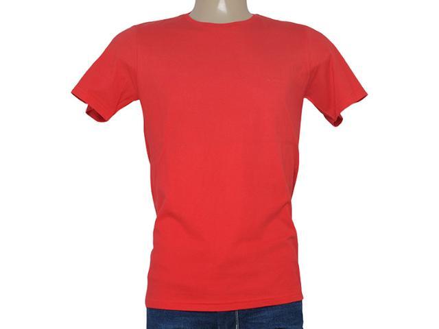 Camiseta Masculina M.officer 120006004 Cereja