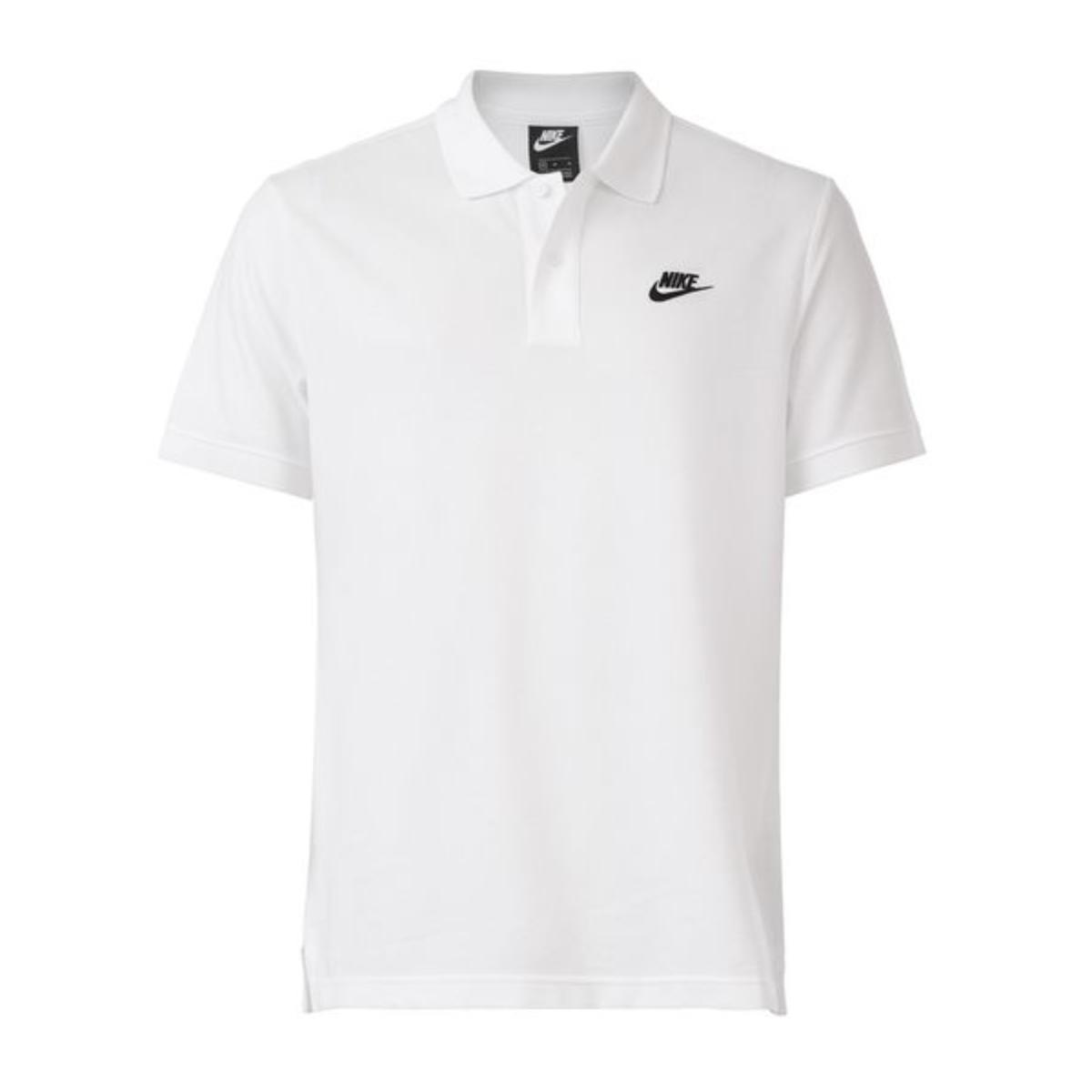 Camiseta Masculina Nike Cj4456-100 Branco