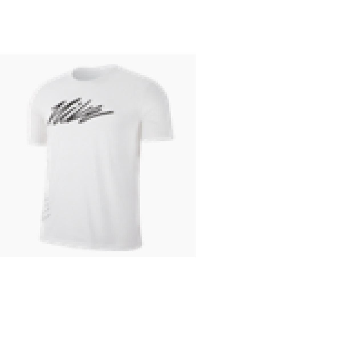 Camiseta Masculina Nike Cq6560-100 Dri-fit Off White