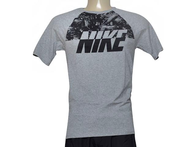 Camiseta Masculina Nike 805249-063 Sportswear City Mescla