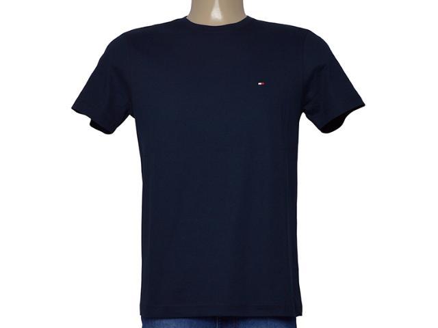 Camiseta Masculina Tommy Thmw0mw04985 Marinho