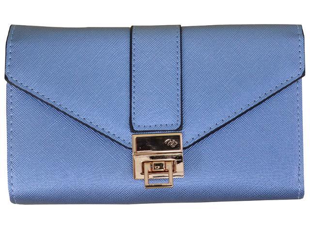Carteira Feminina wj 30379 Azul