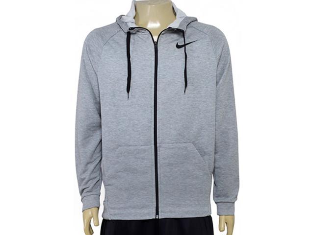 Casaco Masculino Nike  860465-063 m nk Dry Hoodie fz Fleece Cinza