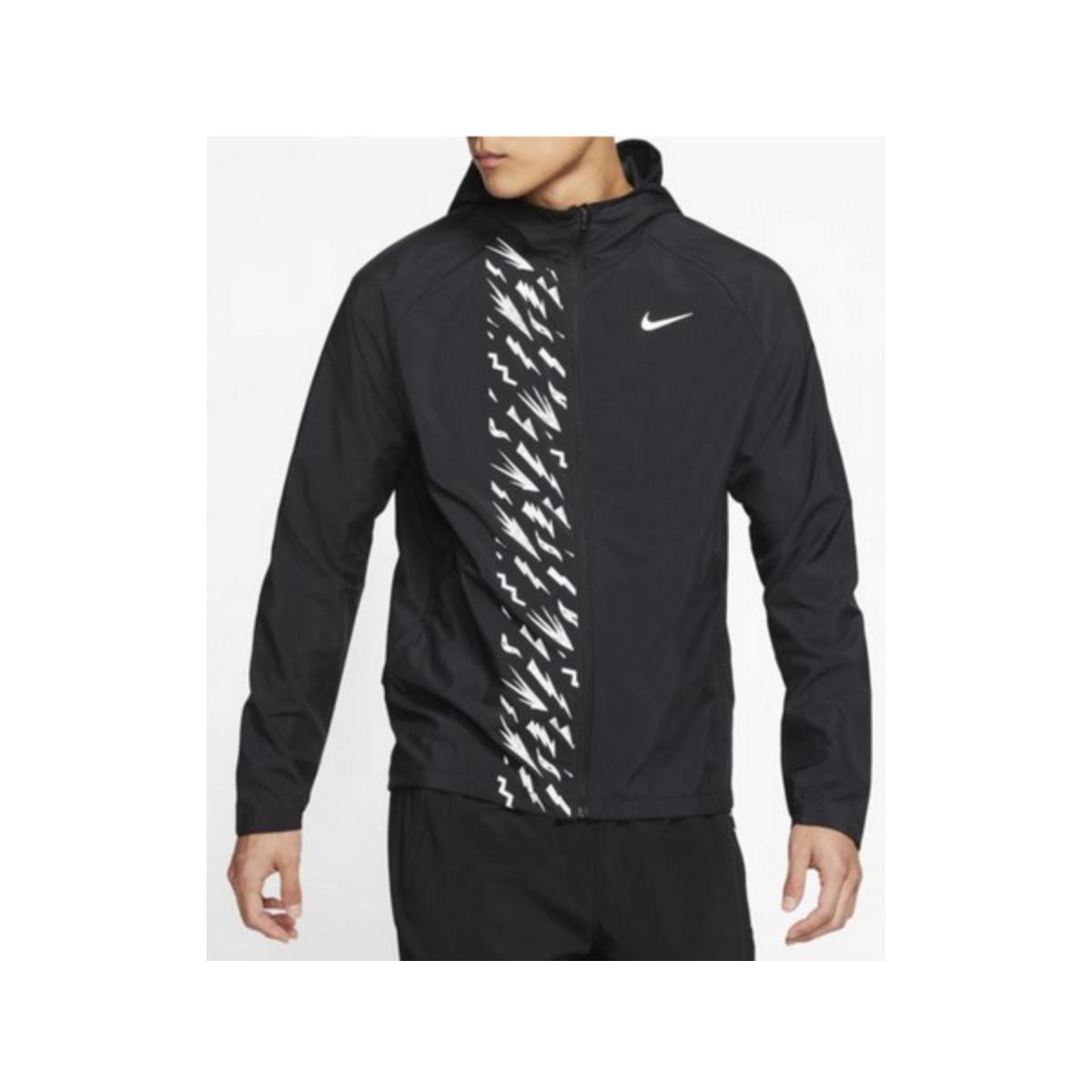 Casaco Masculino Nike Cj5364-010 Essential Preto/branco