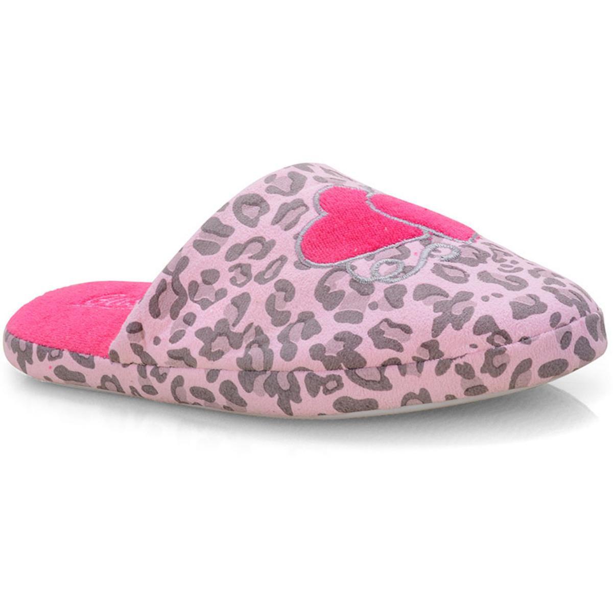 Chinelo Feminino Gasf 143509 Cinza/pink