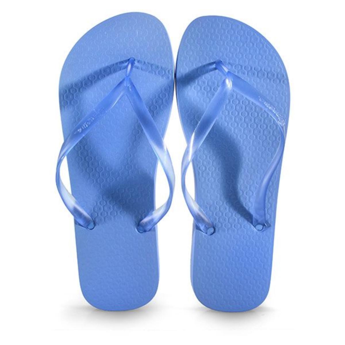 Chinelo Feminino Grendene 26603 20729 Ipanema Classica Azul