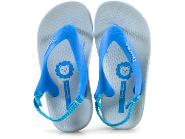Chinelo Masc Infantil Grendene 26121 24808 Ipanema Anatomica Azul